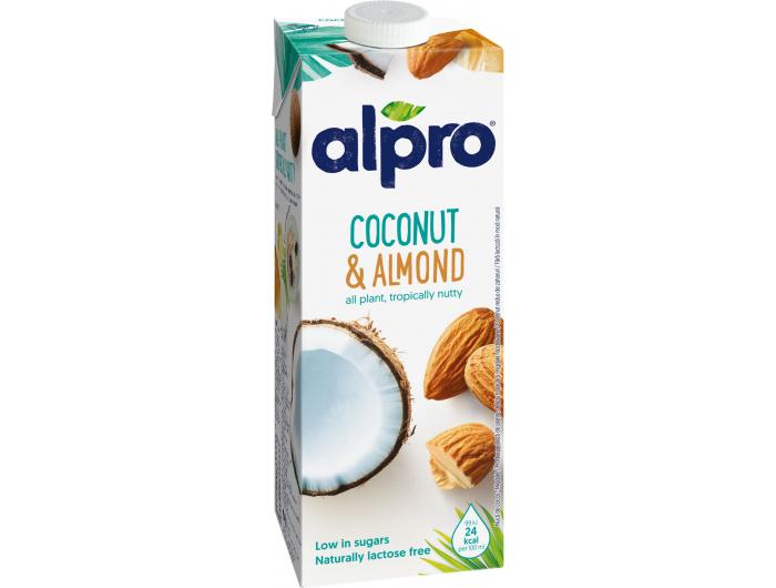 Alpro napitak od kokosa i badema 1 L