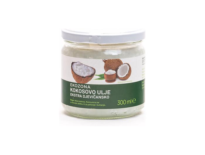Ekozona BIO kokosovo ulje300 ml