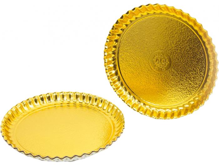 Zlatni podložak Ø28 cm
