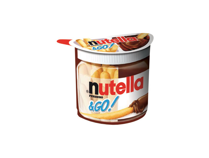 Nutella&GO! snack 52 g