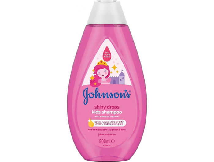 Johnson's Baby Shiny Drops Šampon za djecu 500 ml