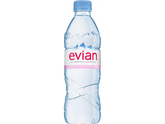 Evian mineralna voda 0,5 L