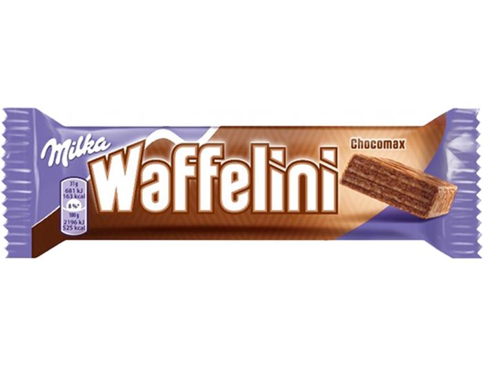 Milka desert wafelini choco 31 g
