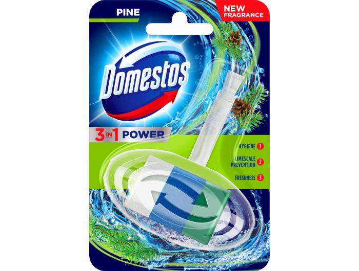 Domestos sredstvo za čišćenje i osvježavanje wc školjke 3u1 Pine 40 g