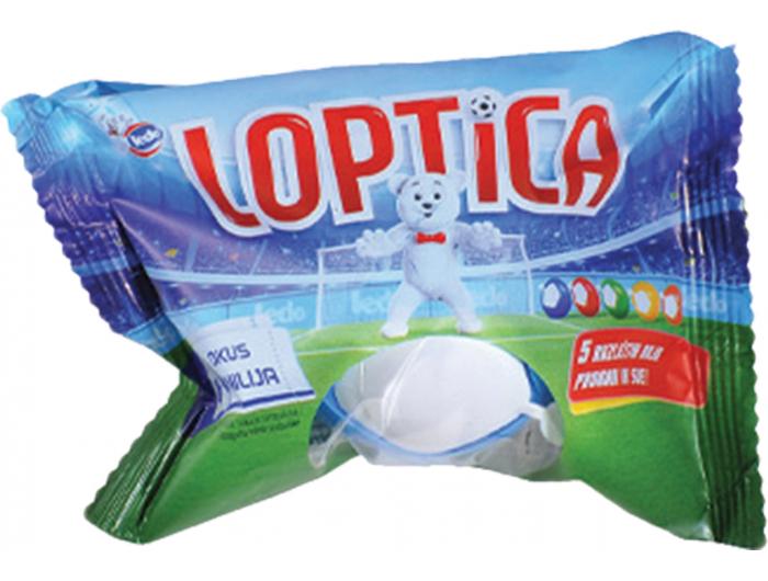 Ledo sladoled loptica 130 ml