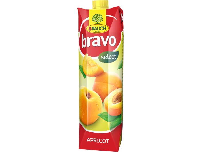 Bravo nektar breskva 1 L