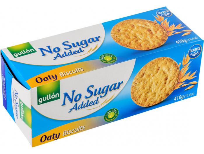 Gullon keksi bez dodanih šećera 410 g