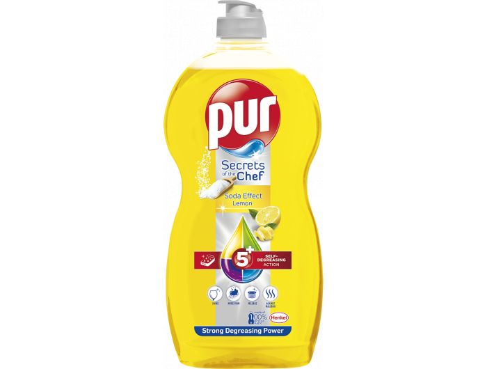 Pur deterdžent za posuđe Lemon 1,2 L