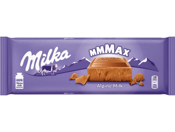 Milka Alpine Milk čokolada 270 g