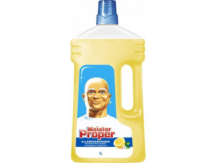 Mr. Proper univerzalno sredstvo za čišćenje Lemon Clean&Shine 1 L
