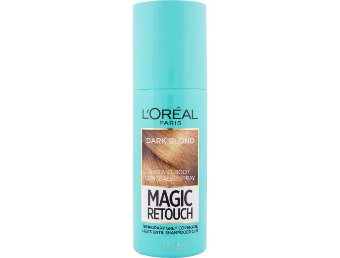 L'Oreal Paris Magic Retouch dark blond sprej za prikrivanje izrasta 75 ml