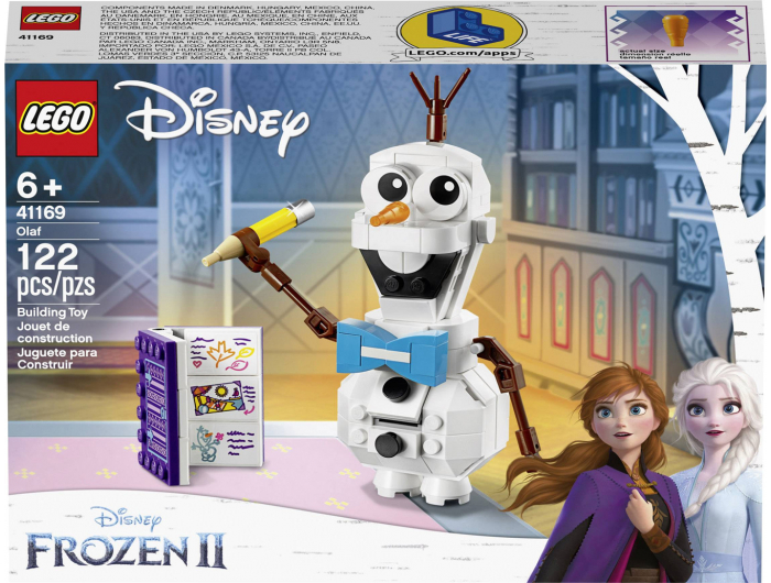 Lego Disney Frozen II Olaf