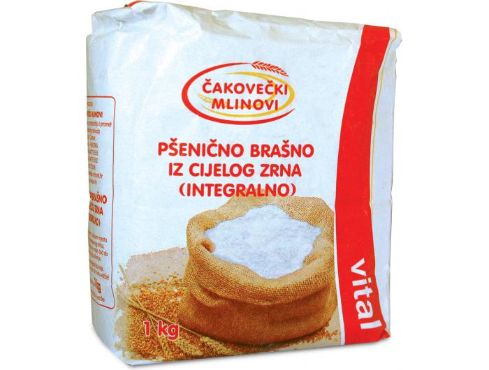 Čakovečki mlinovi Integralno brašno 1 kg