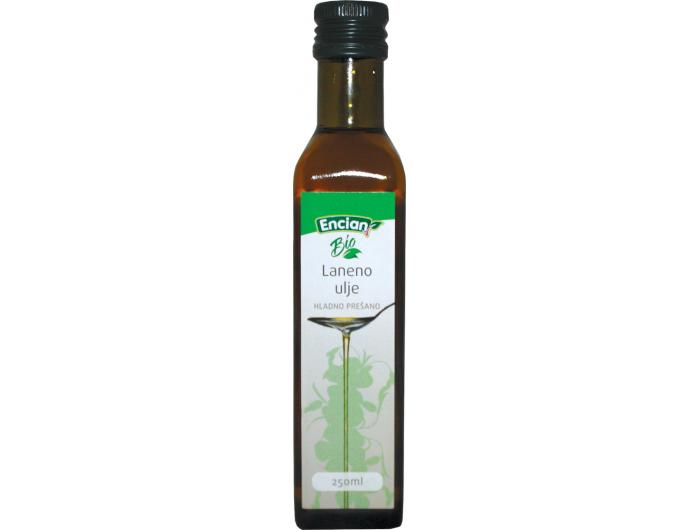 Encian BIO laneno ulje250 ml