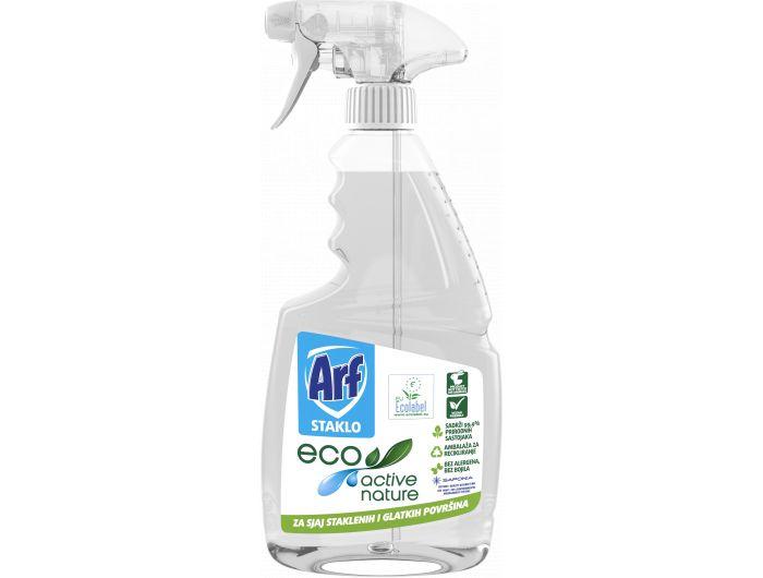 Arf Eco sredstvo za čišćenje stakla active nature 750 ml