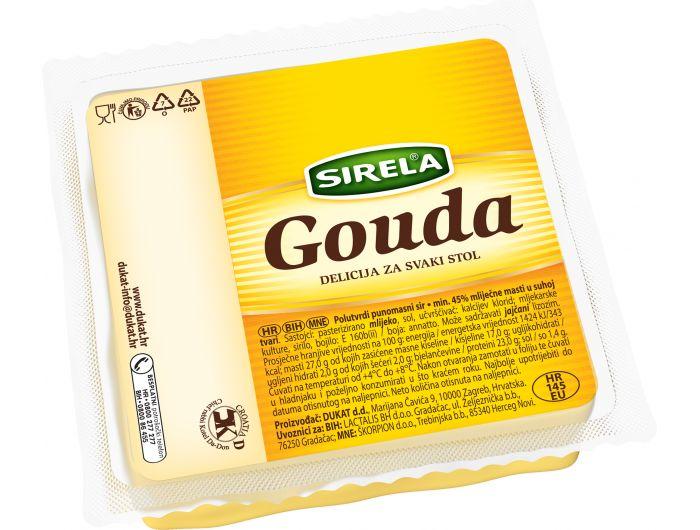 Sirela sir Gouda 400 g