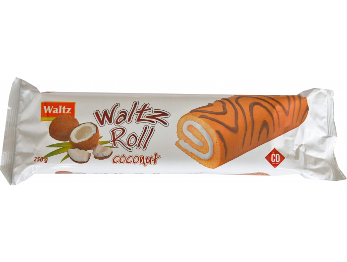 Waltz rolat kokos 250 g