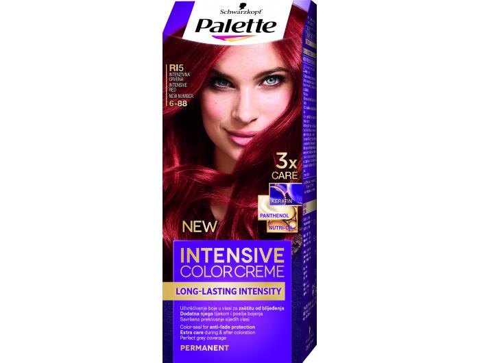 Palette Boja za kosu intenzivna crvena 1 kom