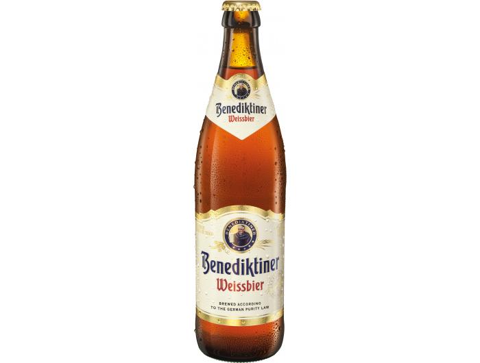 Benediktiner  Pivo Pšenično 0,5 l