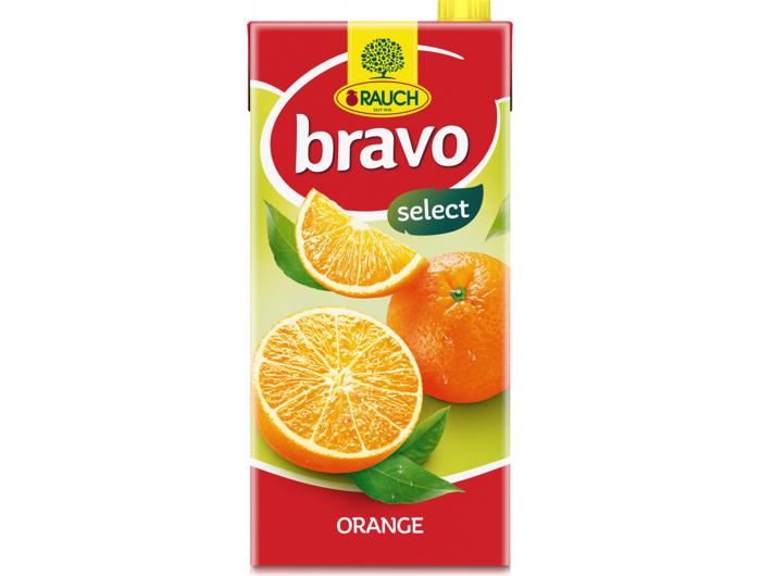 Bravo nektar naranča 2 L