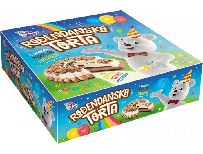 Ledo Sladoled rođendanska torta 1 kg