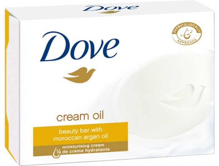 Dove sapun cream oil 100 g