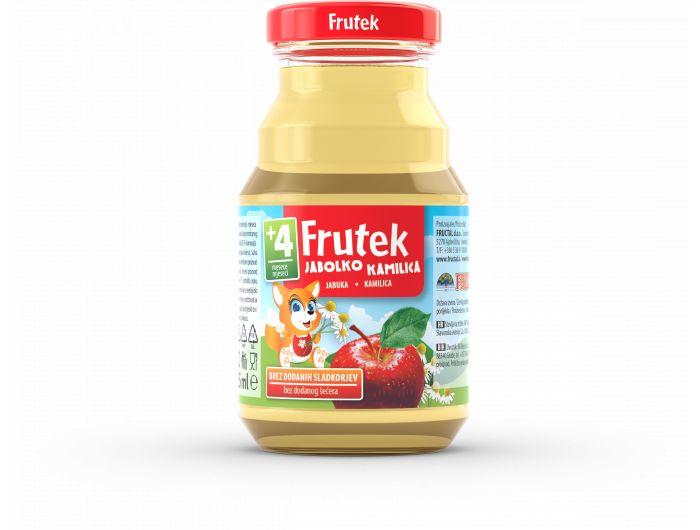 Frutek Dječji sok jabuka i kamilica 125 ml