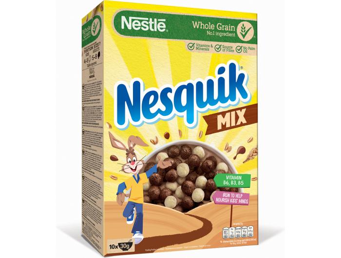 Nestle Nesquik duo Mix žitne pahuljice 325 g