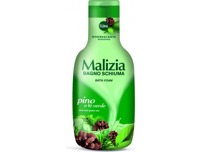 Malizia kupka pine & green tea 1000 ml