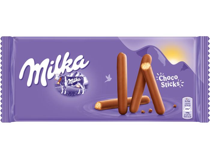 Milka Choco sticks keks 112 g