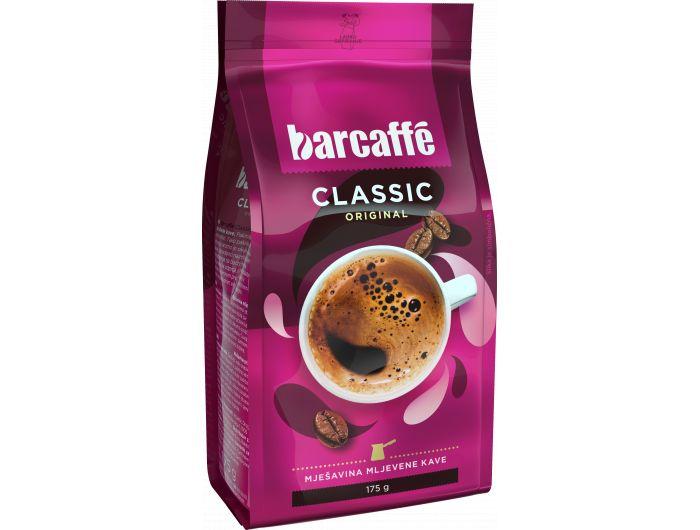 Barcaffe classic kava mljevena 175 g