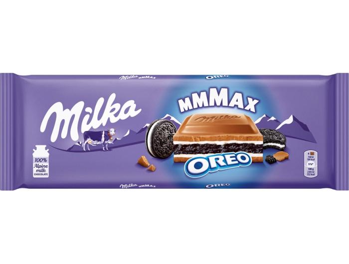 Milka Oreo čokolada 300 g