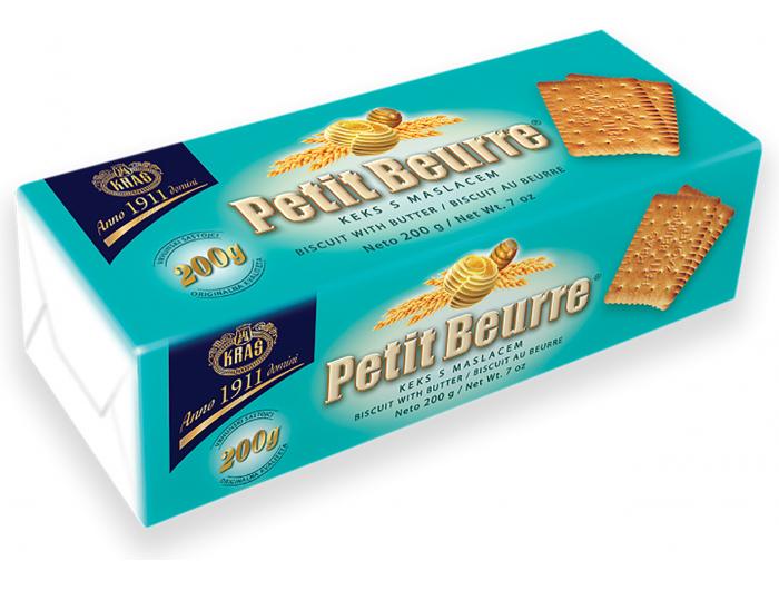 Kraš Petit Beurre keks 200 g