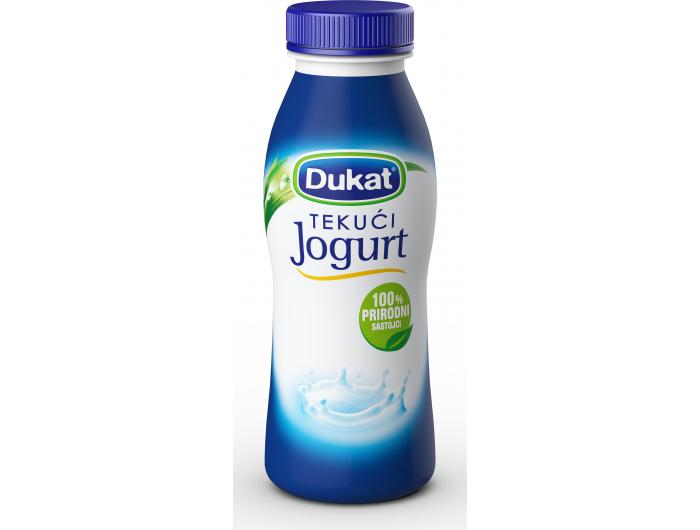 Dukat tekući jogurt 2.8% m.m. 330 g