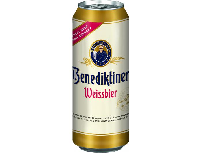 Benediktiner pšenično pivo 0,5 L