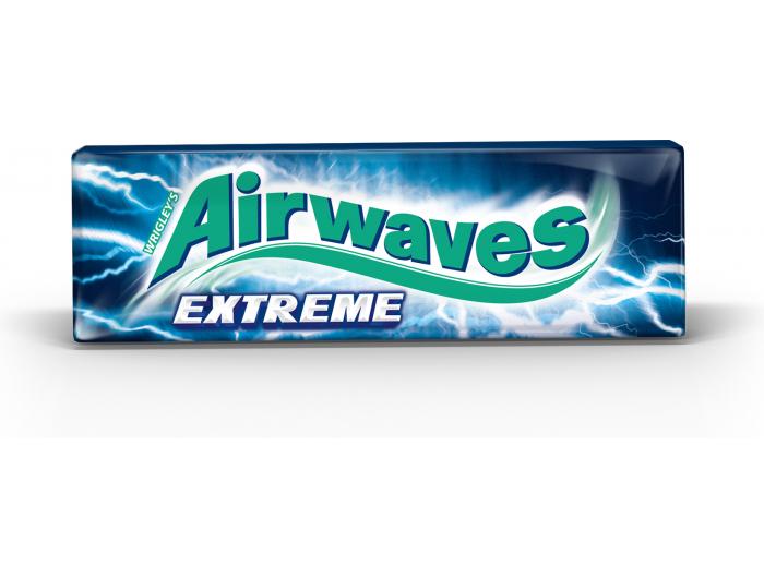 Airwaves Extreeme žvakaća guma 14 g