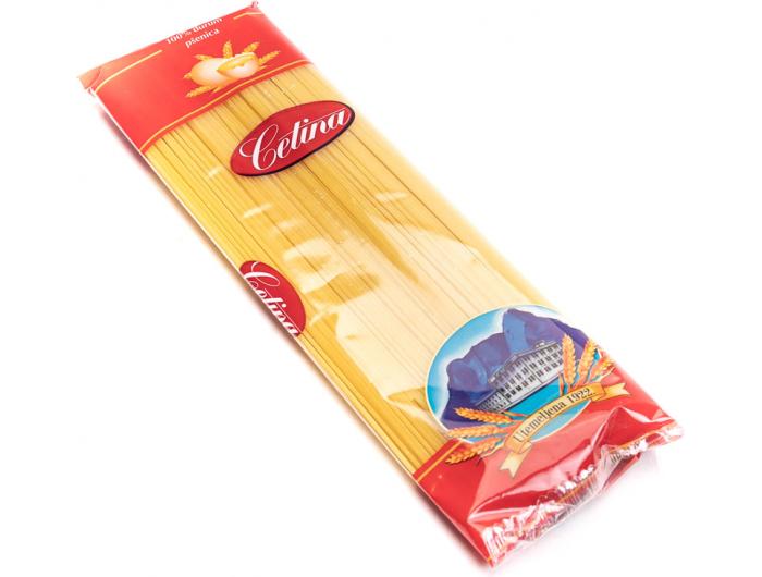 Cetina tjestenina s jajimašpageti 10 400 g