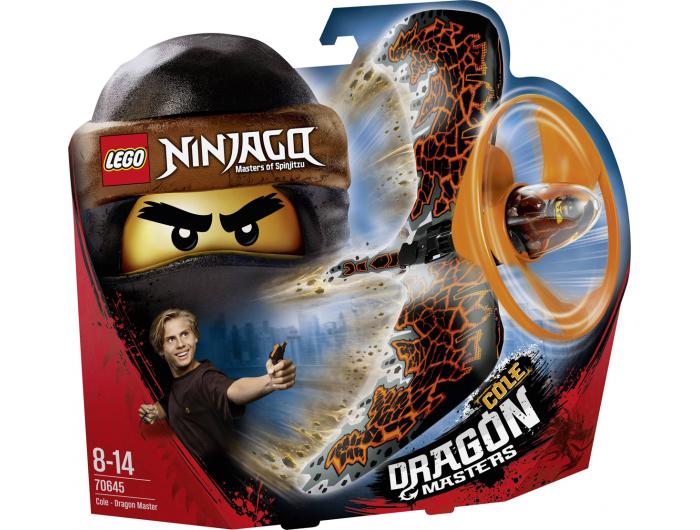 Lego Ninjago gospodar zmajeva