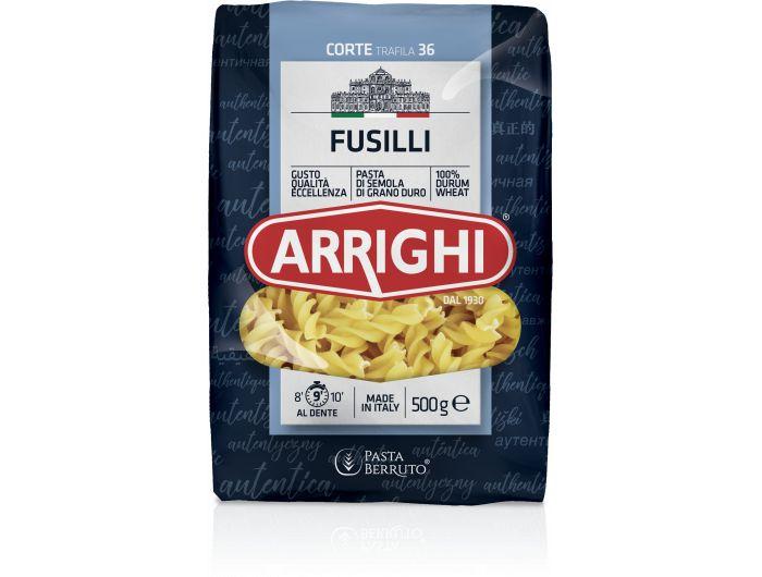 Arrighi tjestenina fusilli br. 36 500 g