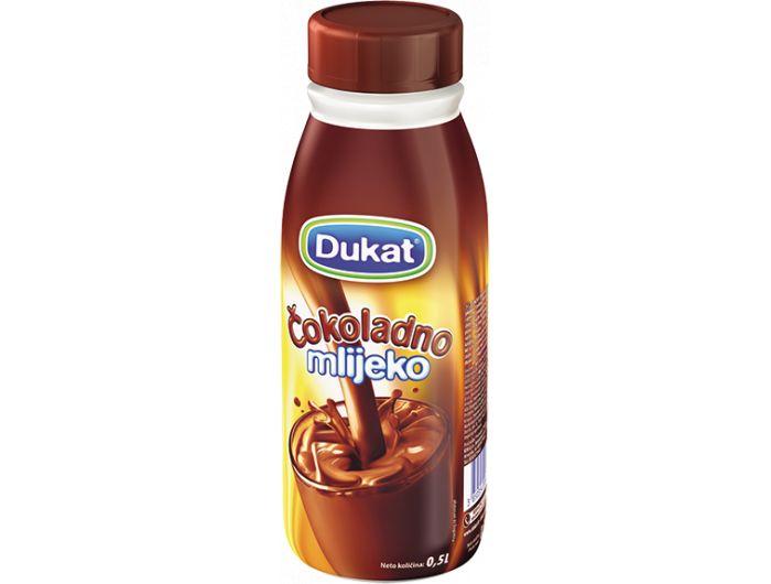 Dukat čokoladno mlijeko 0,5 L