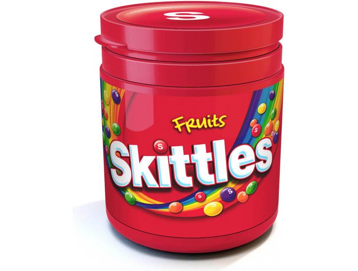 Skittles Fruits Bomboni 125 g