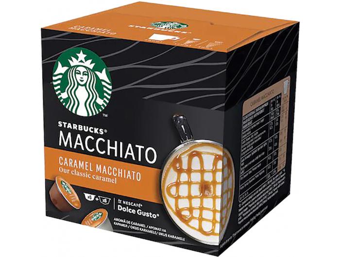 Starbucks Macchiato kapsule 6+6 kom