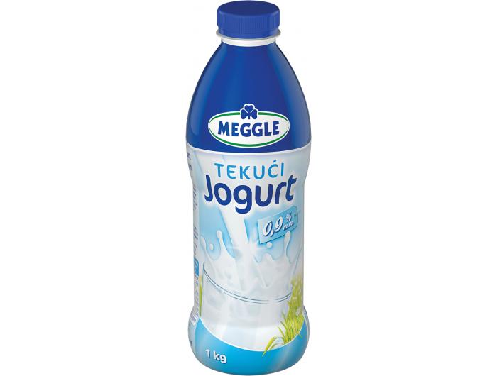Meggle jogurt tekući 0,9 % m.m. 1 kg