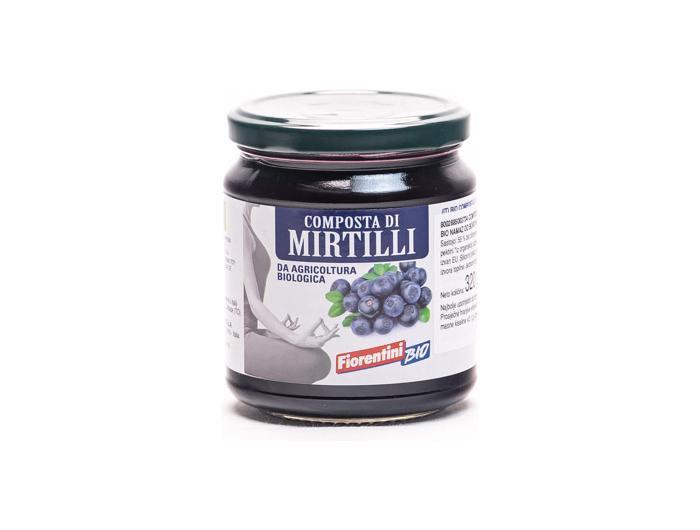 Fiorentini BIOextra džemod borovnice 320 g