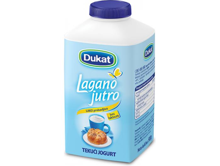 Dukat Lagano jutro tekući jogurt 500 g