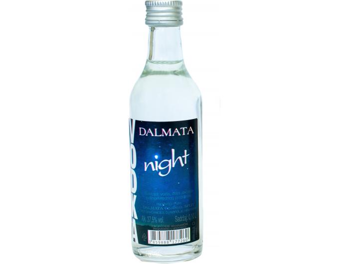 Dalmata vodka night 0,1 L