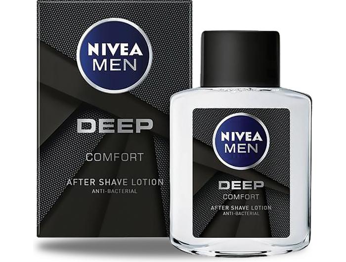 Nivea Deep Comfort losion nakon brijanja 100 ml