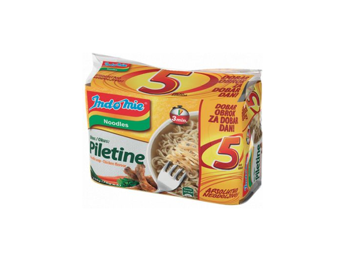 Indomie Instant juha piletina 375 g