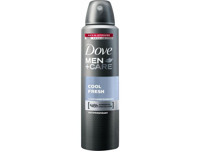 Dove MEN+CARE Cool Fresh dezodorans u spreju 150ml