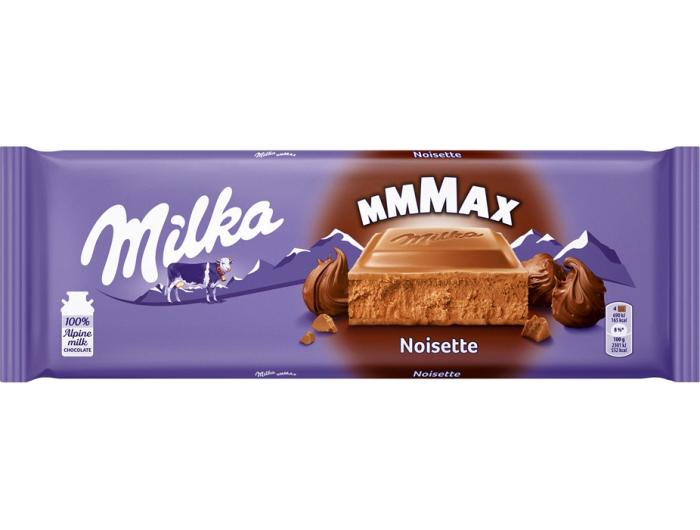 Milka čokolada noisette 270 g